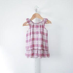 Burberry Children Dresses - Burberry Children Taia Plaid Check Dress